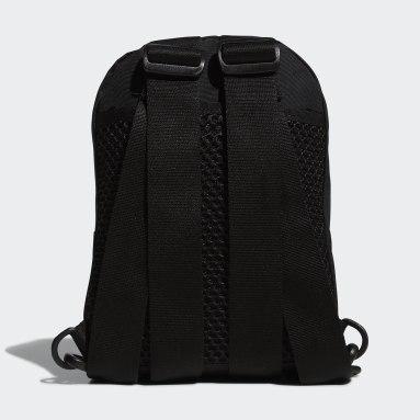 ผู้หญิง เทรนนิง สีดำ กระเป๋าเป้ขนาดเล็ก
