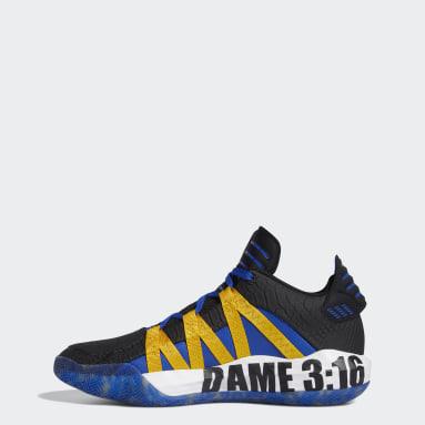 Scarpe Dame 6 Nero Donna Basket