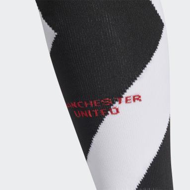 Futbal biela Ponožky Manchester United 20/21 Third