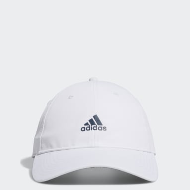 Women Golf White Tour Badge Cap