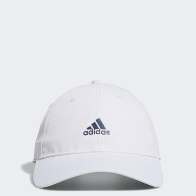 Tour Badge Hatt Hvit
