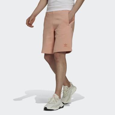 Men's Originals Pink Adicolor Classics MM Trefoil Shorts