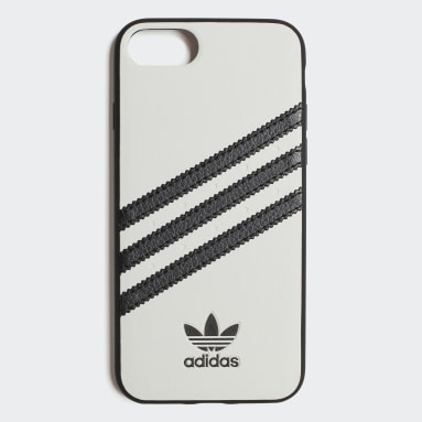 Coque moulée iPhone 8 blanc Originals