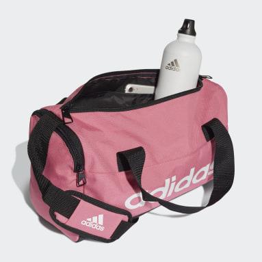 Bolsa de deporte extrapequeña Essentials Logo Rosa Sportswear