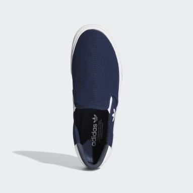 Originals Blue Court Rallye Slip Shoes