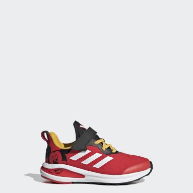 Disney Mickey Fortarun Shoes Czerwony