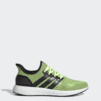 Men Running Yellow UB SPEEDFACTORY Shoes
