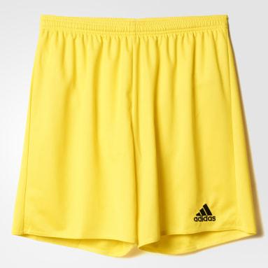 Pantalón corto Parma 16 Amarillo Hombre Fútbol