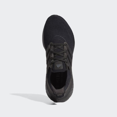 Men's Running Black Ultraboost 21 Shoes