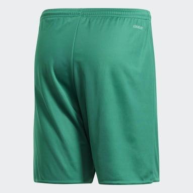 Men Gym & Training Green Parma 16 Shorts