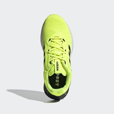 Chaussure Kaptir Super jaune Essentials