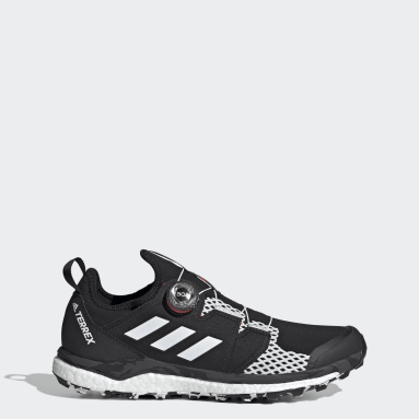 TERREX Svart Terrex Agravic BOA® Trail Running Shoes