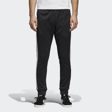 Men Originals Black SST Track Pants