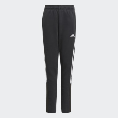Youth Lifestyle Black Tiro 21 Sweat Pants