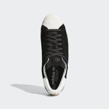 Chaussure Superstar Pure Noir Originals