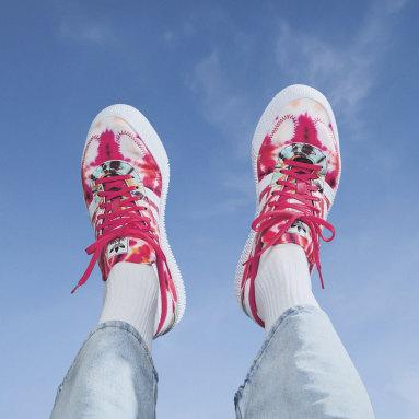 Kvinder Originals Pink SAMBAROSE sko
