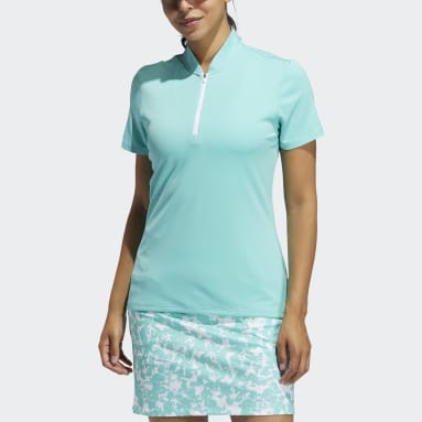 Women's Golf Green Primegreen HEAT.RDY Polo Shirt