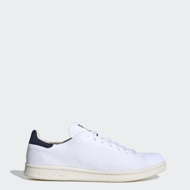 Originals White Stan Smith OG Primeknit Shoes