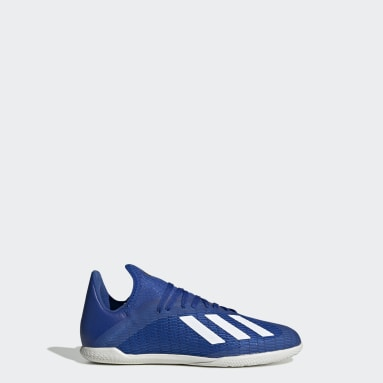 Kids Futsal Blue X 19.3 Indoor Boots