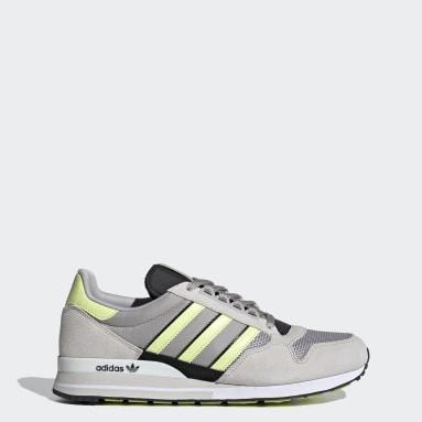 Originals Grey ZX 500 Shoes
