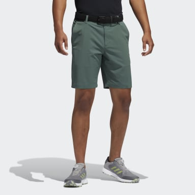 Men Golf Green Expose Shorts