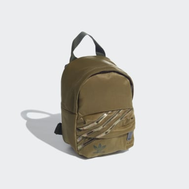 Kids Originals Brown Mini Backpack