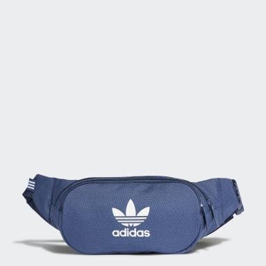Sac Essential Crossbody Bleu Originals