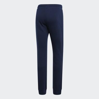 Pantalon LOUNGEWEAR Trefoil Essentials Bleu Hommes Originals