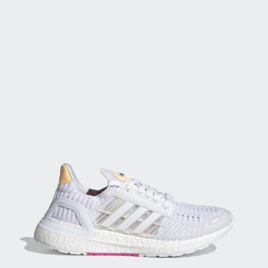 Women's Running White Ultraboost DNA_CC1 Shoes