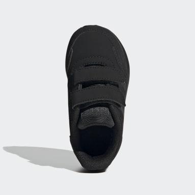 Zapatillas VS Switch Negro Niño Diseño Deportivo