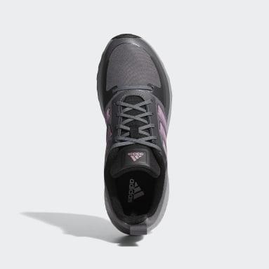 Women Running Grey Run Falcon 2.0 TR Shoes