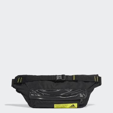 Women Handball Black Sport Casual Waist Bag