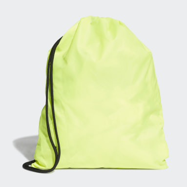 Handball Yellow Run Gym Bag