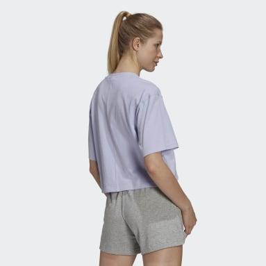 Frauen Sportswear W UFORU T Lila