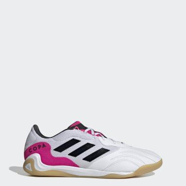 Men Football White Copa Sense.3 Sala Indoor Boots