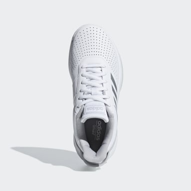 Tenis Courtsmash Blanco Mujer Diseño Deportivo