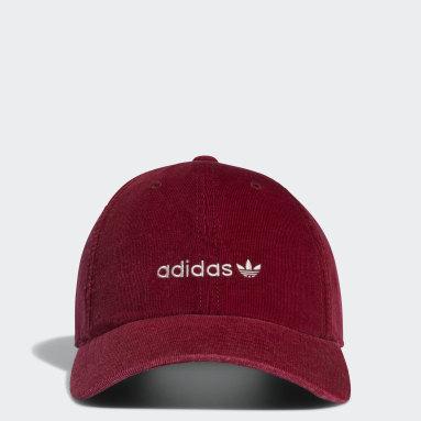 Women's Originals Pink Vintage Strap-Back Hat