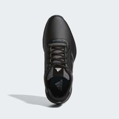 Men Golf Black S2G Golf Shoes