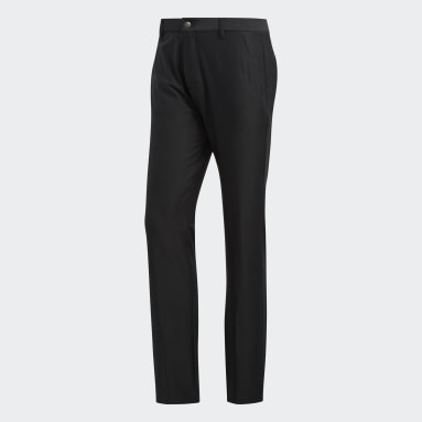 Men Golf Black Ultimate365 Classic Pants