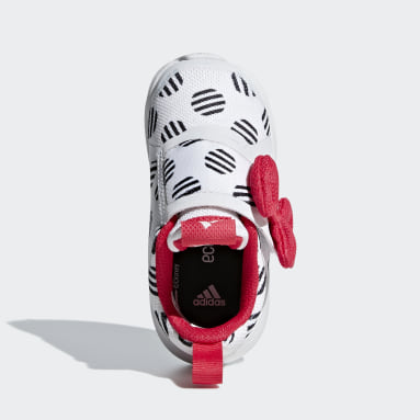 Bebek Koşu Beyaz FortaRun X Ayakkabı