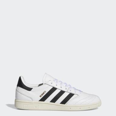 Men's Originals White Busenitz Vintage Shoes
