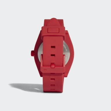 Originals Rood PROCESS_SP1 Horloge