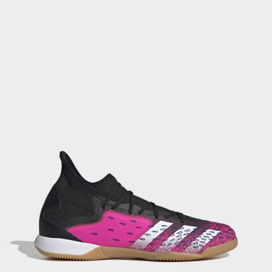 Zapatos de Fútbol Predator Freak.3 Cancha Cubierta Negro Hombre Fútbol