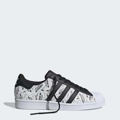 Zapatillas Superstar Blanco Hombre Originals