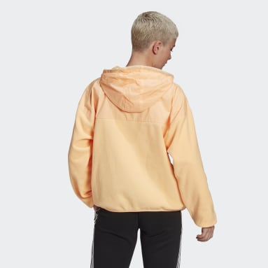 Women Originals Orange R.Y.V. Hoodie