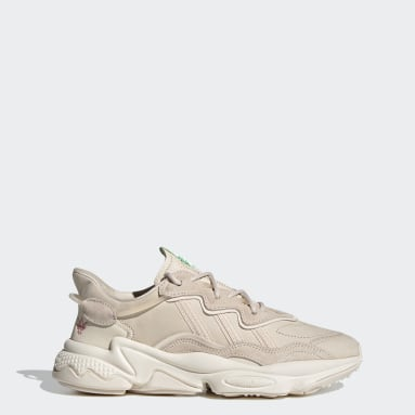 Women Originals Beige OZWEEGO Shoes