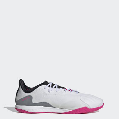 Men Futsal White Copa Sense.1 Indoor Boots