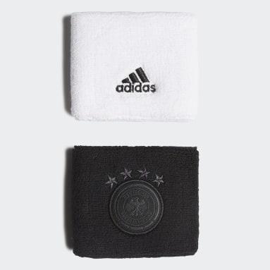 Serre-poignets Allemagne Blanc Football