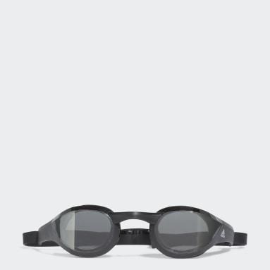 Adizero XX Mirrored Competition Svømmebriller Sølv