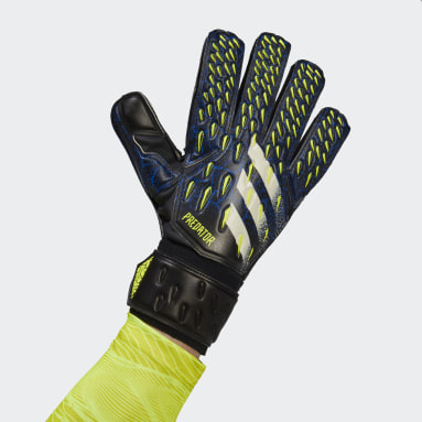 Predator Match Goalkeeper Gloves Czerń